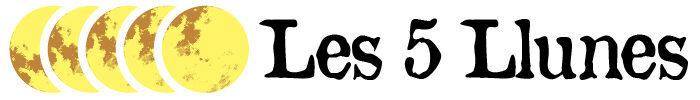 Logo for Les cinc llunes